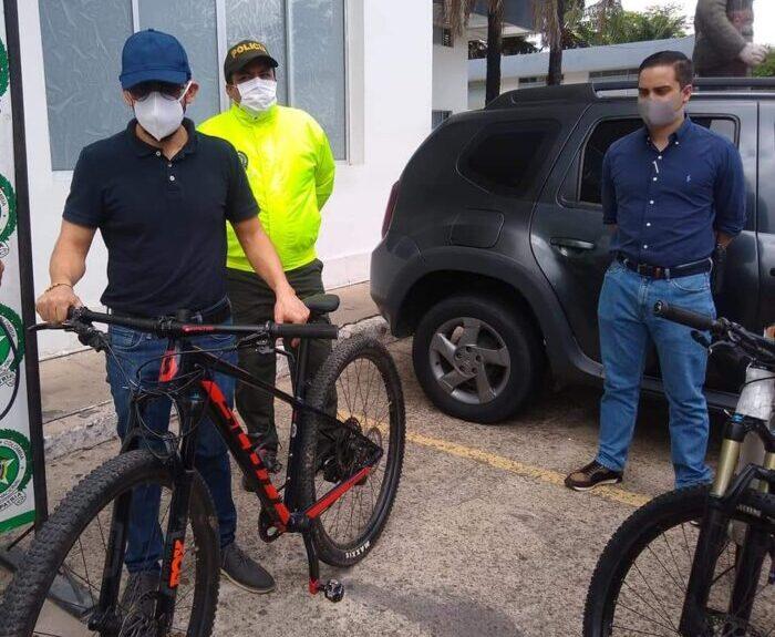 Photo of Tres bicicletas hurtadas en Yopal fueron recuperadas por la Policía Casanare