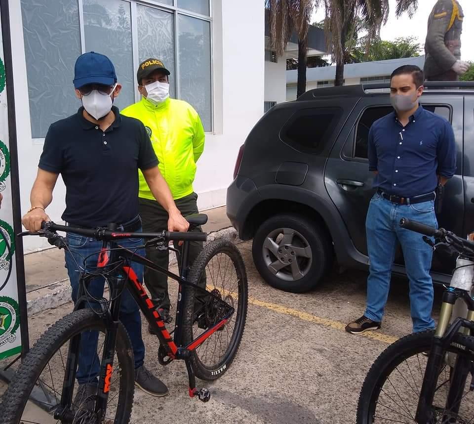 Photo of Tres bicicletas que habían sido hurtadas en Yopal fueron recuperadas por la Policía, Casanare