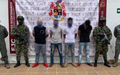 Golpe sensible al Grupo GAO ELN dio el Ejército en Arauca: Comandante de la VIII División
