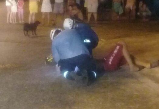 Photo of Presunto ladrón recibió golpiza de manos de su víctima, en hechos registrados en Aguazul Casanare