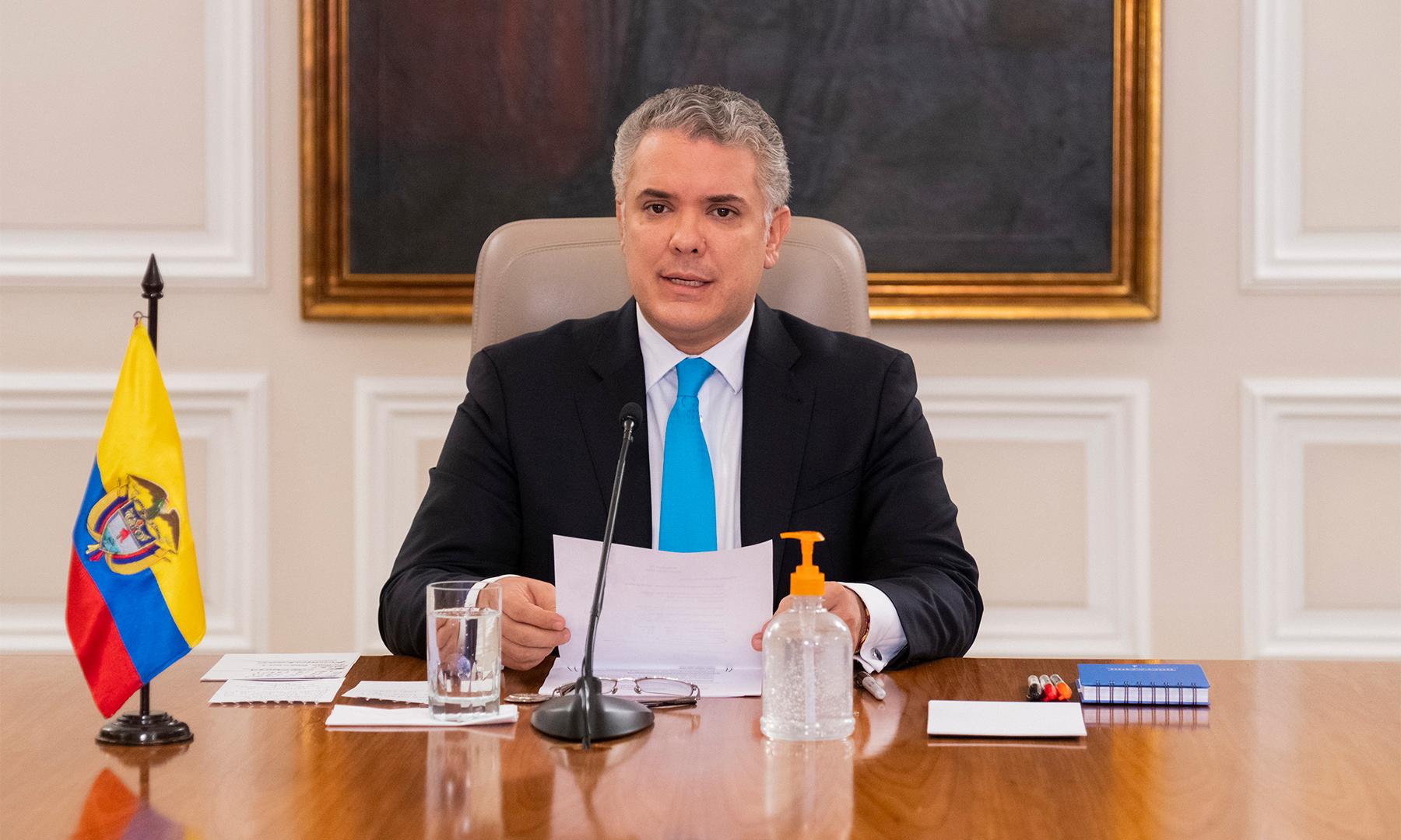 Photo of Presidente Duque anuncia los ocho programas sociales que el Gobierno Nacional focalizará en junio, en el marco de la emergencia por el covid-19