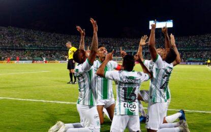 Dos casos positivos por la covid-19 en el Atlético Nacional