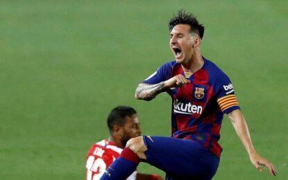 ¿Entregó la Liga el Barcelona?: Empató 2-2 con el Atlético de Madrid