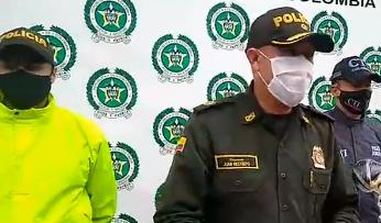 Photo of En Maní, dos sujetos fueron capturados por el delito de tráfico, fabricación o porte de armas de fuego