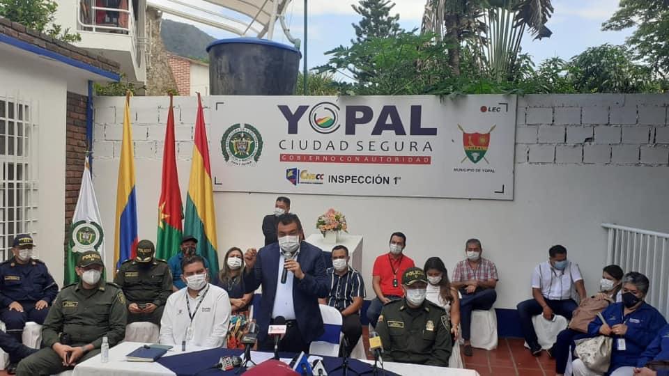 Photo of Se inauguró nueva sede para la Inspección Primera de Policía