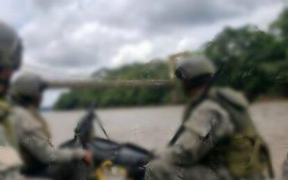 Ataque a patrulla de la Armada deja un muerto, dos heridos y un desaparecido