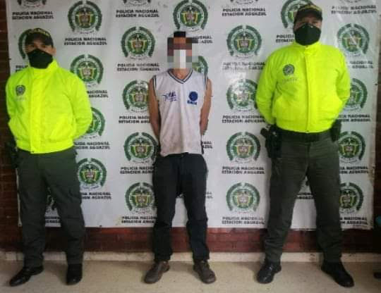 Photo of Capturaron a presunto ladrón de Institución Educativa en Aguazul