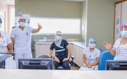 Más de 20.000 profesionales de la salud se han capacitado sobre covid-19