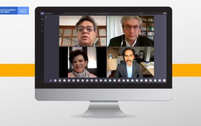 Lanzan Curso virtual de Empleo Público para jueces y magistrados