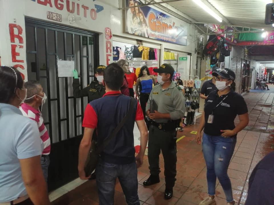 Photo of Administración municipal realizó inspección y vigilancia en hoteles y residencias de Yopal