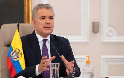 Presidente expresa sus condolencias a familias de militares muertos en accidente aéreo en el Guaviare