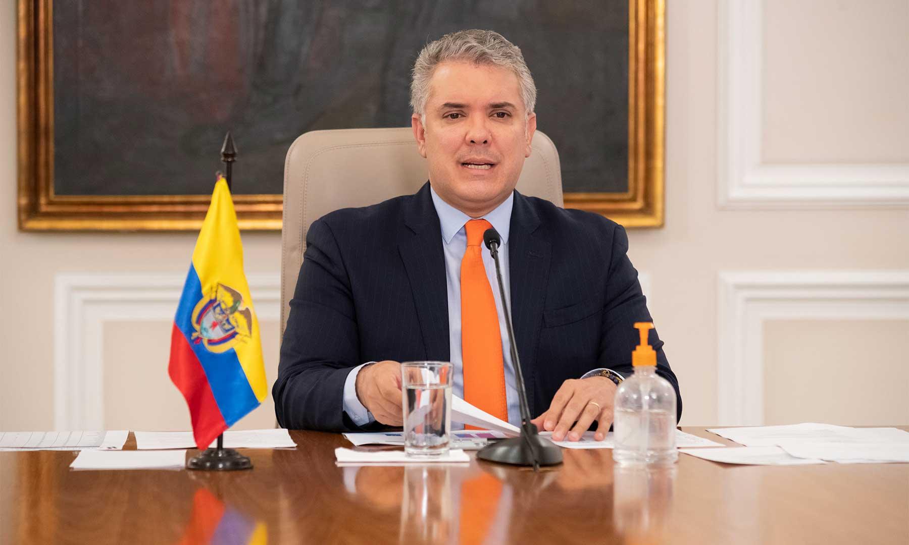 Photo of Hoy se ha cumplido una marca y es que los recuperados de covid-19 ya superan el 70%: Presidente Duque