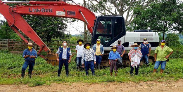 Photo of Todos aportan, todos ganan en el mantenimiento de dos puentes al Norte de Casanare
