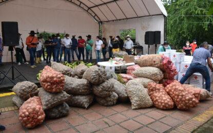"""Este fin de semana se llevaron a cabo """"donatones"""" para los corregimientos de El Morro y La Niata"""