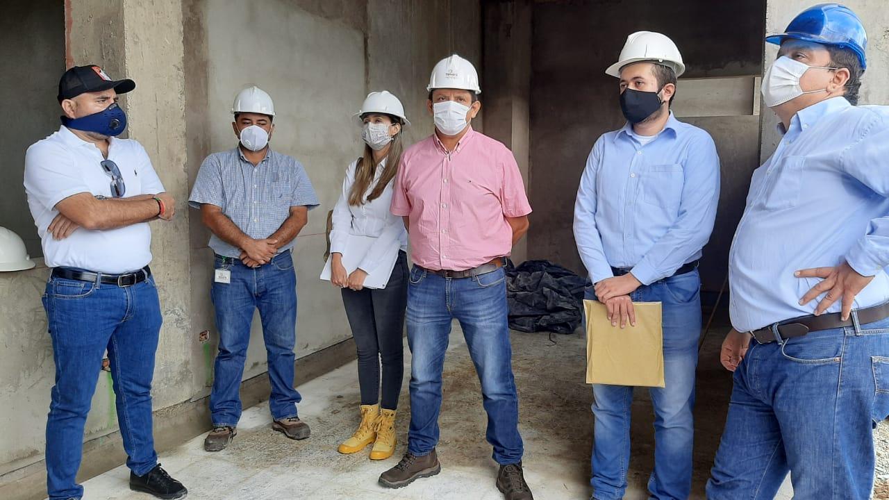 Photo of Red Salud Casanare realiza seguimiento a la construcción del centro de Salud en Támara