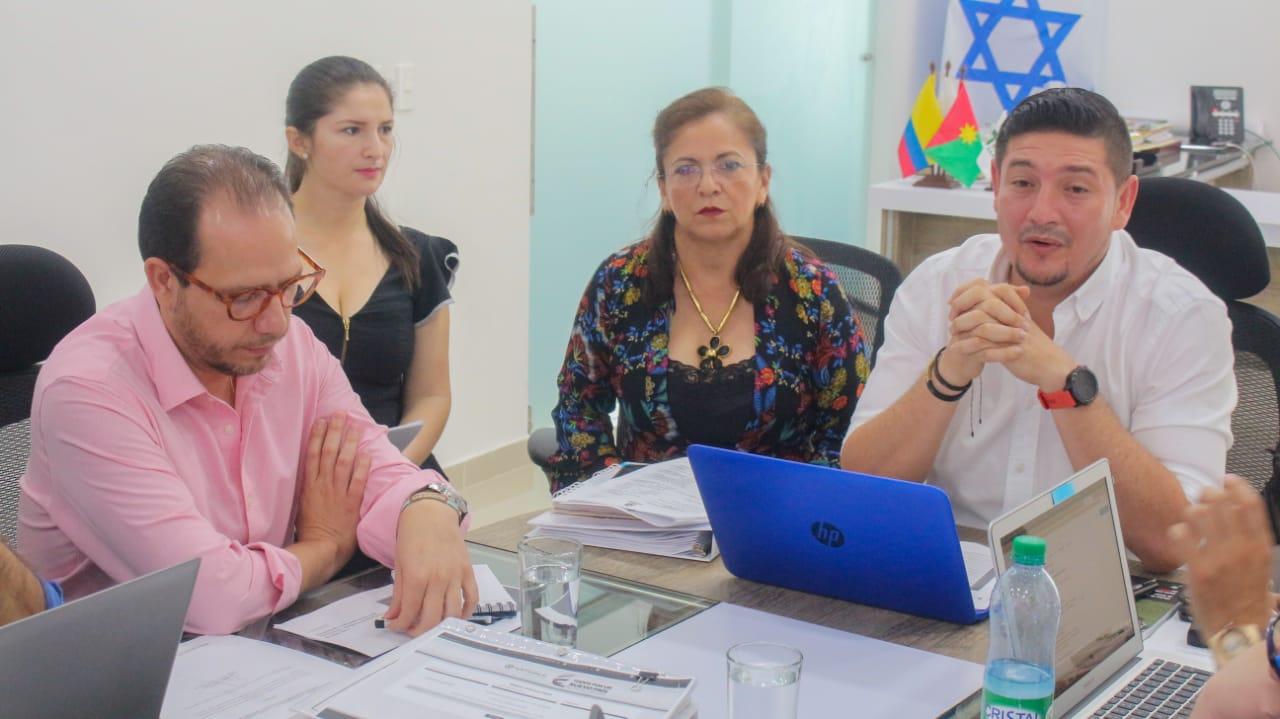 Photo of Administración departamental continúa trabajando por la transformación de Unitrópico a Universidad Pública