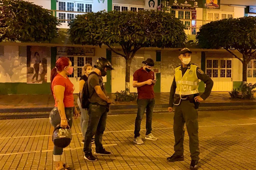 Photo of Administración Municipal estudiará medidas más drásticas, debido al desacato del pico y cédula que se lleva a cabo en el marco de la pandemia
