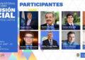 Vicepresidenta analiza desafíos pospandemia, en Cumbre OCDE