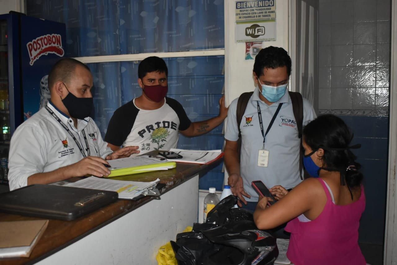 Photo of Administración municipal adelantan operativos de control de protocolos de bioseguridad en hoteles y residencias