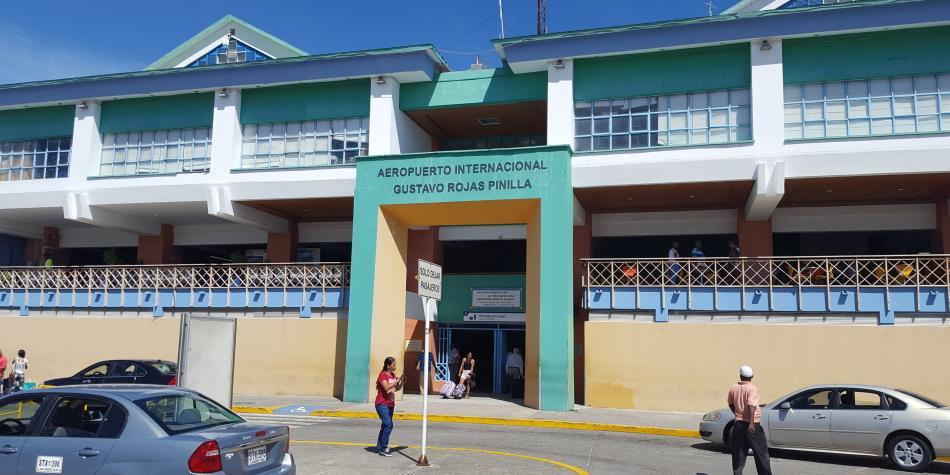Photo of Aeropuerto de San Andrés recibió el visto bueno para volver a operar