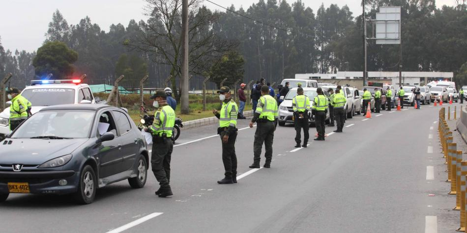 Photo of Hay Plan Candado y toques de queda en Cundinamarca para este festivo