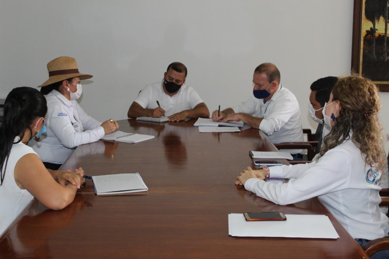 Photo of Administración Departamental junto a la Alcaldía de Tauramena buscan fortalecer el sector educativo de esta zona