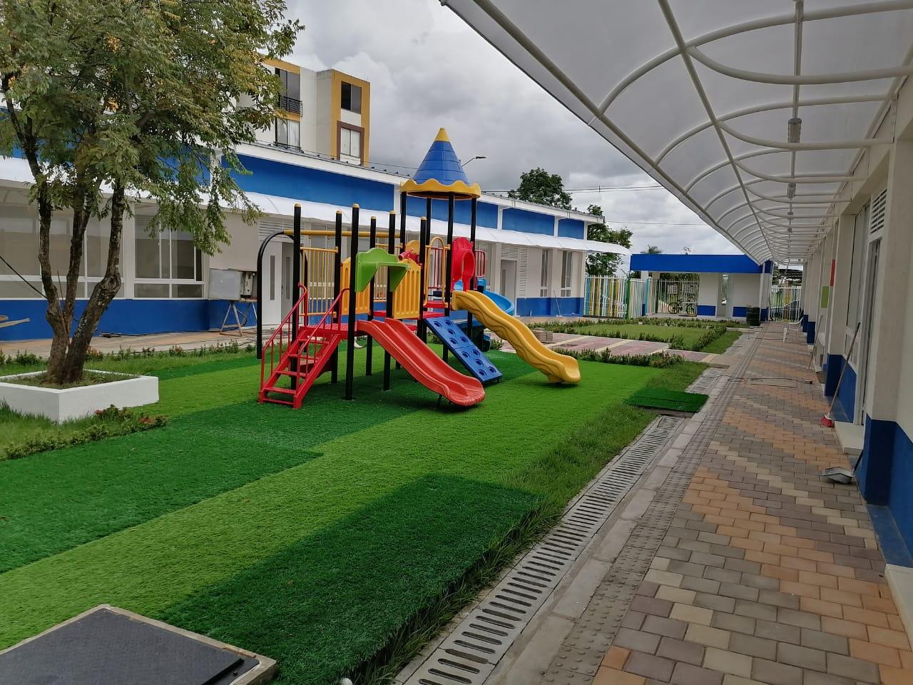 Photo of Centro de Desarrollo Infantil (CDI) de la comuna VI ya tiene un avance del 81%