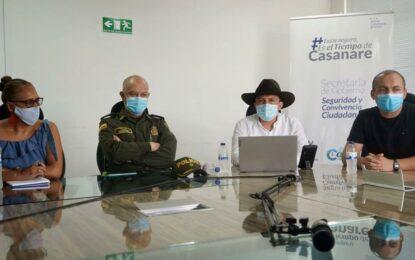 Recompensa de 5 millones para hallar responsables de asesinato de hombre decapitado en Monterrey Casanare