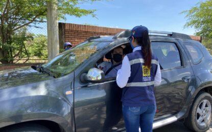 Secretaría de Tránsito y Transporte realiza jornadas de sensibilización para la conservación y cuidado de la vida en las vías