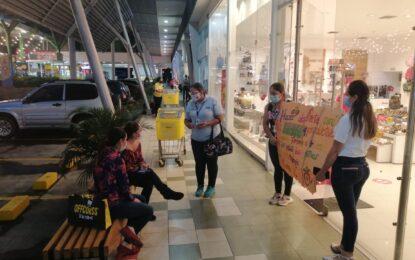 En Centros Comerciales de Yopal se llevó a cabo jornada de sensibilización sobre estilos de vida saludable