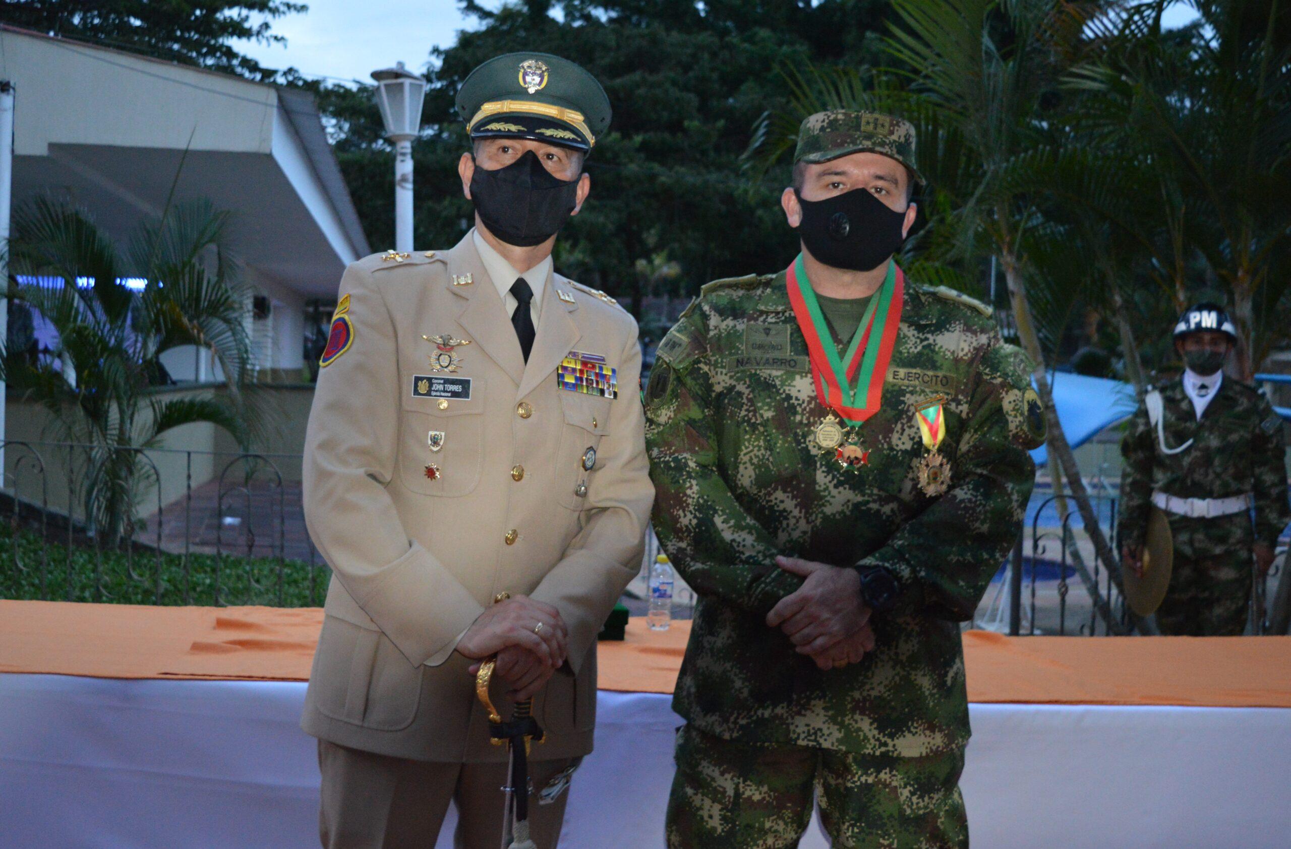 Photo of CoronelJohn Steban Torres Ballen, nuevo comandante de la Décima Sexta Brigada del Ejército Nacional