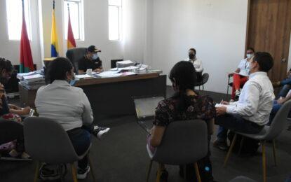 Alcalde de Yopal sostuvo mesa de dialogo con voceros de Ecopetrol, buscando el beneficio de la comunidad