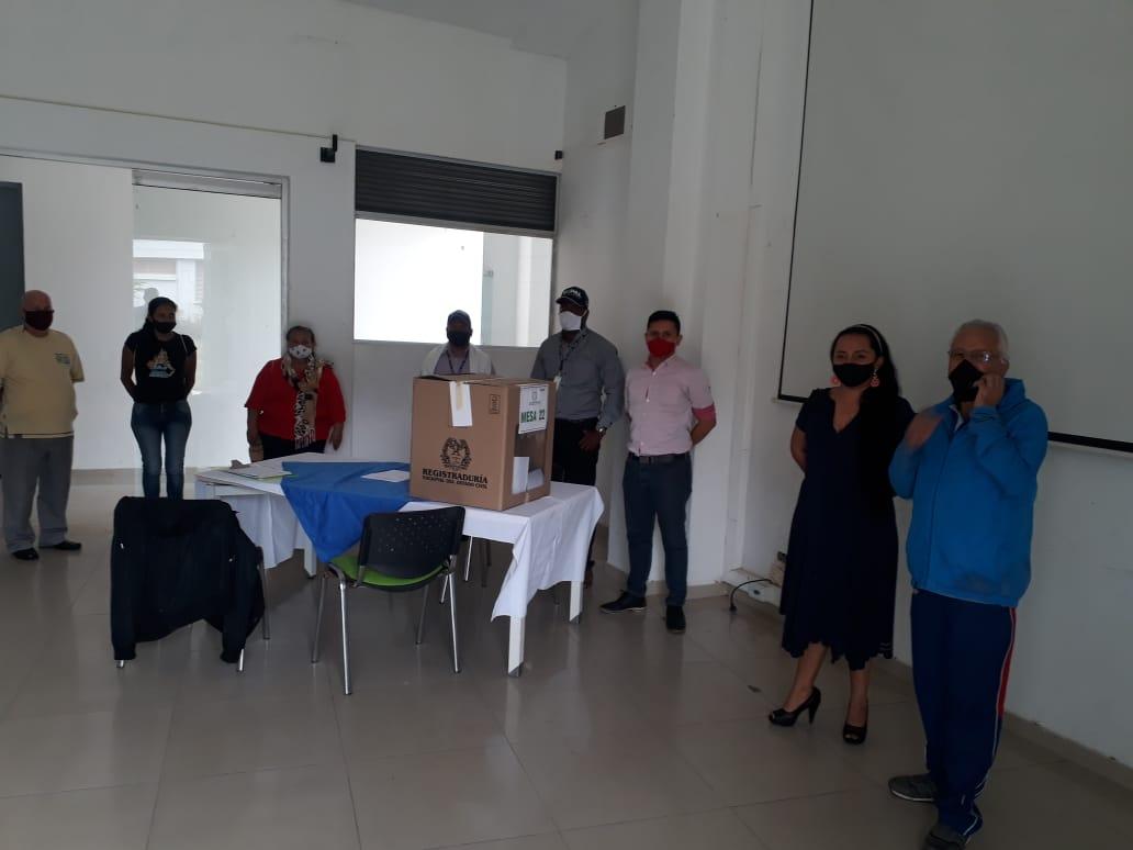 Photo of Yopal ya cuenta con nueva juez de paz