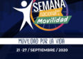 Programese con las actividades que se desarrollarán del 21 al 27 de septiembre en el marco de la Semana Nacional por la Movilidad