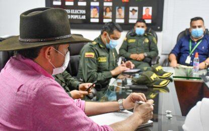 Gobernación de Casanare lideró Consejo Extraordinario de Seguridad, tras conocerse nuevo homicidio en Monterrey,