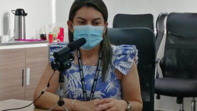 Photo of Urgente llamado al autocuidado y responsabilidad hizo la Secretaria de Salud de Yopal Ingrid Criollo