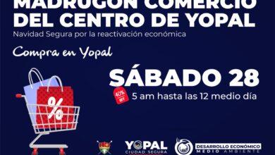 Photo of Gran madrugón del comercio tradicional se realizará este sábado 28 de noviembre