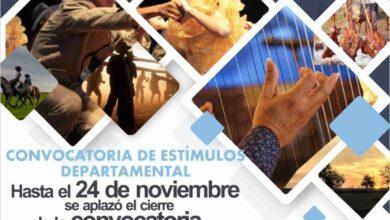 Photo of Este 24 de noviembre cierra el plazo de inscripción para la convocatoria de estímulos para el Gremio Cultural