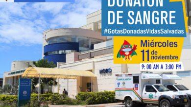 Photo of Secretaría de Salud Departamental invita a la comunidad a participar de la gran donatón de sangre que se llevará a cabo este miércoles 11 de noviembre