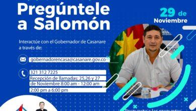 """Photo of Vuelve """"Gobernador En Casa"""""""