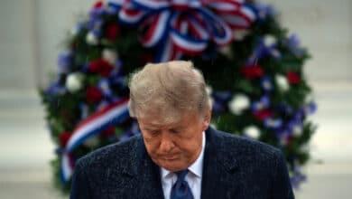 Photo of Trump hace su primera aparición oficial desde las elecciones