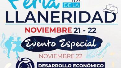 Photo of Participe este 21 y 22 de noviembre de la 'Feria de la Llaneridad' en Unicentro