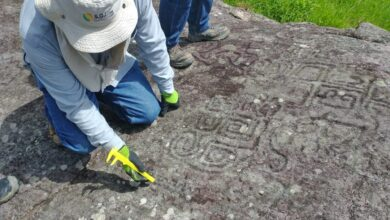 Photo of En Sabanalarga, hallan petroglifos prehistóricos