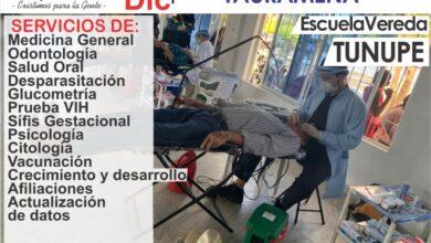 Photo of Este 04 y 05 de diciembre Capresoca realizará jornada de salud, en zona rural de Tauramena