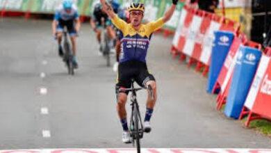 Photo of Primoz Roglic es galardonado con la Bicicleta de Oro