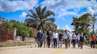 Photo of Gobernador de Casanare entregó obras en el municipio de Maní