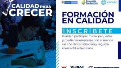 Photo of Ministerio de Comercio, Industria y Turismo realizará curso gratuito para micros, pequeños y medianos empresarios alidad'
