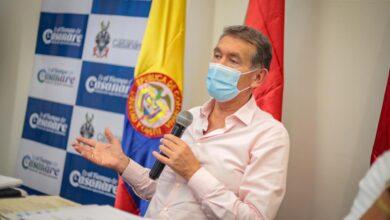 Photo of Ministro de Trabajo junto al Gobernador de Casanare, atendieron inquietudes de la comunidad