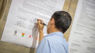 Photo of Con firma de pacto de compromisos culminó mesa técnica con el Ministro de Trabajo, para la reactivación del empleo en Casanare