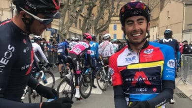 Photo of Iván Sosa campeón y Egan Bernal tercero en el Tour de la Provence